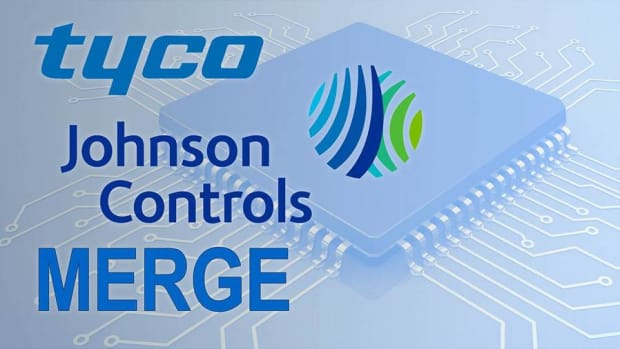 Johnson Controls and Tyco International to Merge in $14.35B Deal