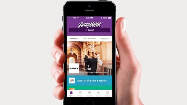 Mobile Coupons, Gift Cards and Pizza Propelling RetailMeNot