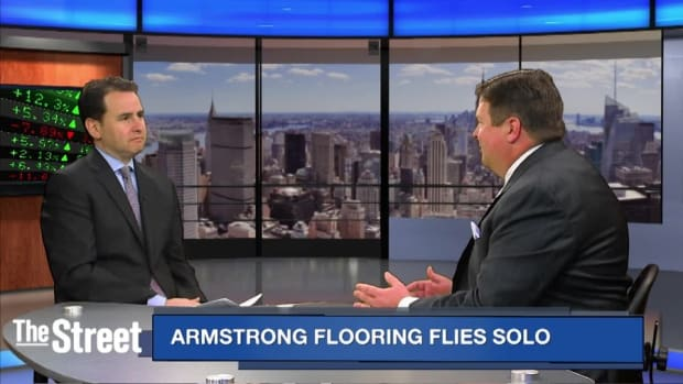 Hot Housing Market Spurring Flooring Demand Says Armstrong CEO