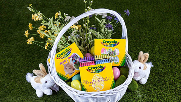 How to Build a Healthier Easter Basket