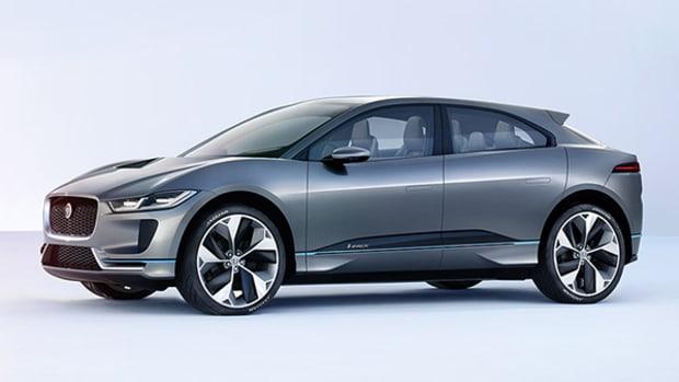 Tata's Newest Jaguar Is a Battery-Powered Tesla Model S Fighter