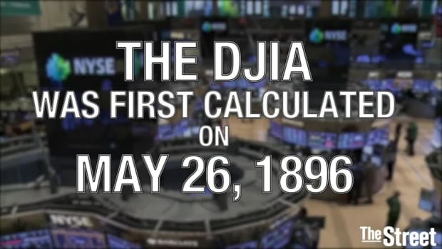 Here's a Look at Dow Milestones as It Hits 20,000