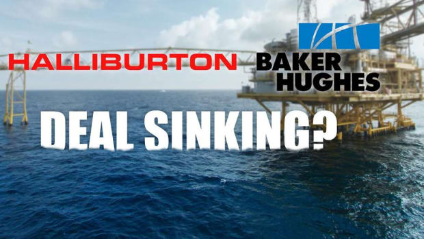 Is the Halliburton-Baker Hughes Deal Dead?