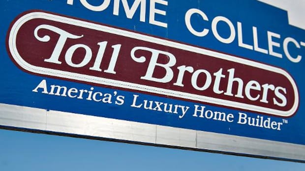 7. Toll Brothers