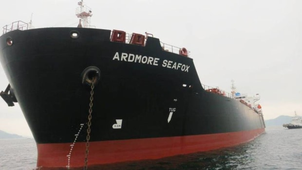 Oil Surplus Sending Tanker Rates Skyward Says Ardmore CEO