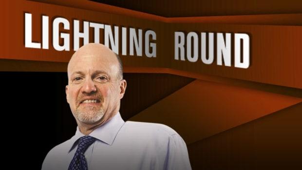 'Mad Money' Lightning Round: I Really Like Honeywell