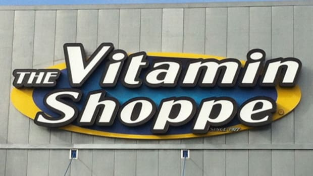 Vitamin Shoppe Shares Are Being Walloped By One of the Biggest Selling Waves You May Have Ever Seen