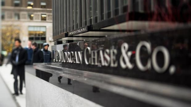 What to Watch Thursday: JPMorgan Chase Earnings, Bank of England Meeting