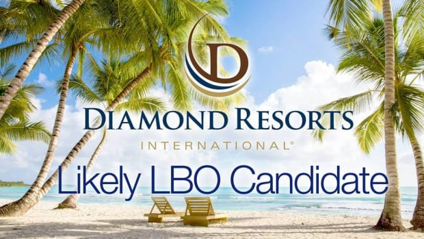 Diamond Resorts International Is a Likely LBO Candidate