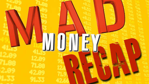 Jim Cramer's 'Mad Money' Recap: Blame the Banks for Today's Market Drop