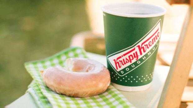 Krispy Kreme: 65%