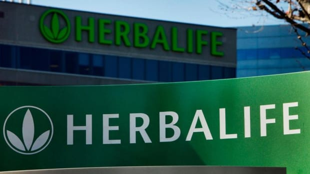 Herbalife Shares Climb on New Carl Icahn Investment
