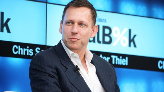 Facebook Re-elects Controversial Board Member Peter Thiel