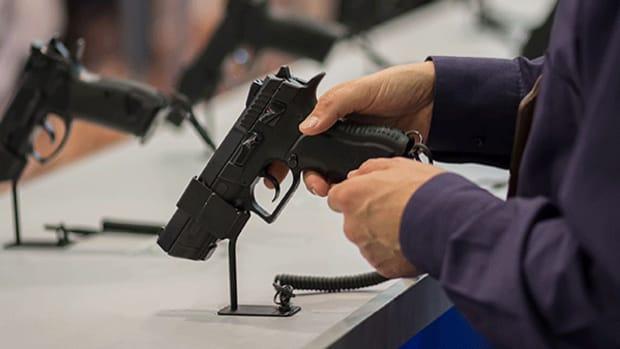 Investors Target Gun Stocks as Instant Background Checks Drop
