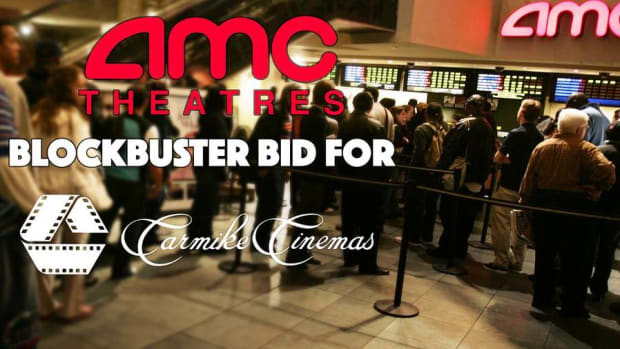 AMC Agrees to Buy Carmike Cinemas for a Blockbuster $1.1 Billion
