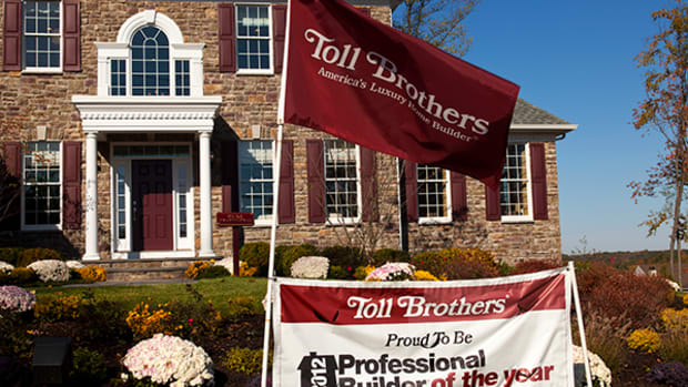 Toll Brothers, CyberArk Software, Palo Alto Networks, Radian Group: 'Mad Money' Lightning Round