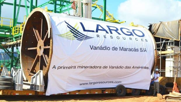 Largo Resources Hopes to Gain From a Pending Supply Shortage