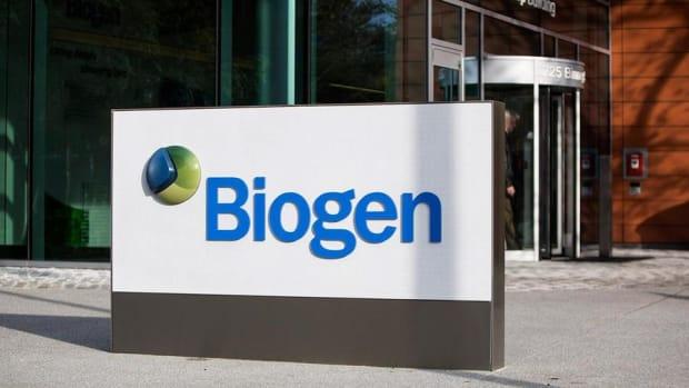 Biogen Shares Climb on Earnings Beat, CEO Departure