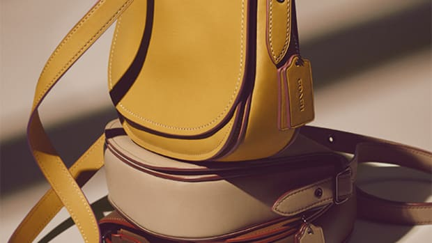 Coach Names New CFO as Turnaround Continues