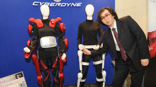 Andrew Left: Cyberdyne Has Made Little Progress in Winning FDA Approval