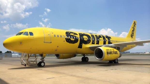 6. Spirit Airlines