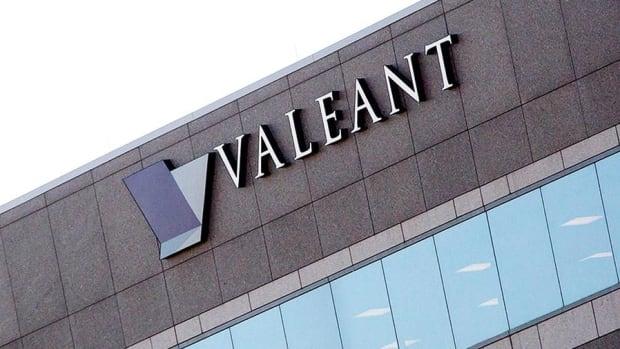 Valeant Shares Pop After Halloween Selloff