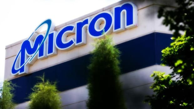 Micron Technology Shares Climb on News of Potential Device Supply Shortage
