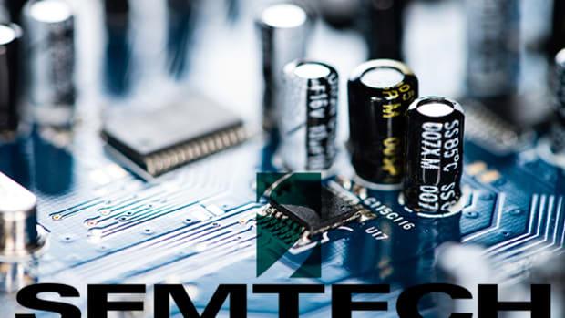 Semtech (SMTC) Stock Jumping Following Q4 Results