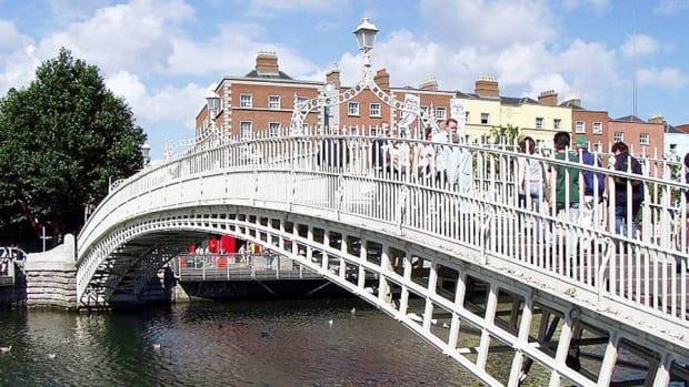 Irish Growth Based on More Than Inversion Mania