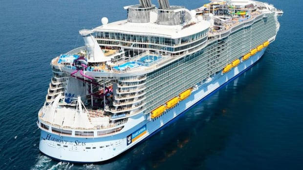 Royal Caribbean Shares Slip on Downgrade