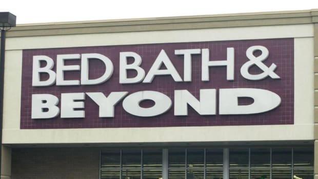 Bed Bath & Beyond Posts Declining Same-Store Sales