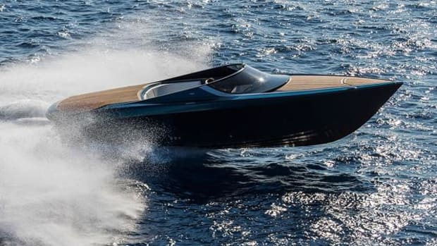 Uber Launches UberBOAT Speedboat Service (Yes, for Real)
