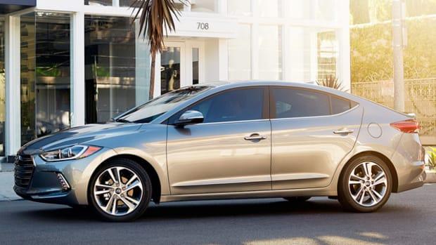 Luxury Sedan on a Budget: The All-New Hyundai Elantra