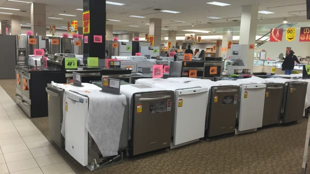Sears Could Drag Down Seritage, Its Landlord