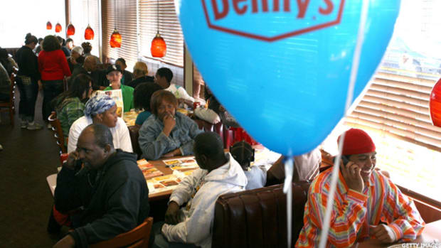 Denny's CEO John Miller Sees Market Momentum Continuing This Year