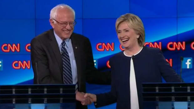 'An International Embarrassment' -- Bernie on U.S. Parental Leave in #DemDebate