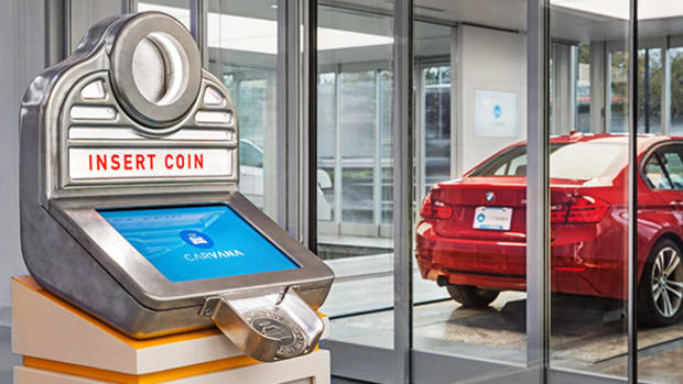 This Company Wants to Sell You a Car From a Vending Machine