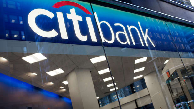 Citigroup Will Be the Comeback Bank (and Stock) of 2015