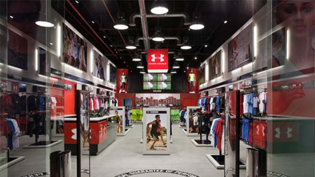 Under Armour to Open Store in Iconic New York City Retail Site