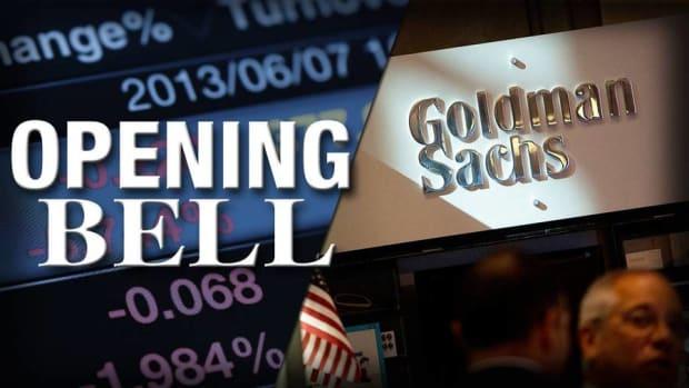 U.S. Stocks Open Higher as Goldman Sachs Predicts Stock Market Rise