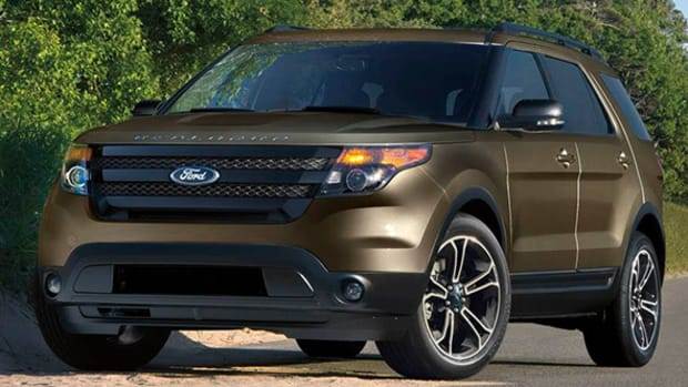 1.3 Million Ford Explorers Are Under Investigation as Cops Fear Possible Leaking Fumes