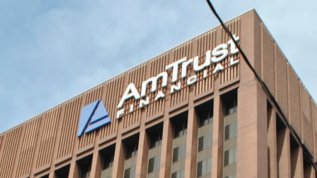 AmTrust Financial CFO Discusses Earnings and Acquisitions Growth Strategy