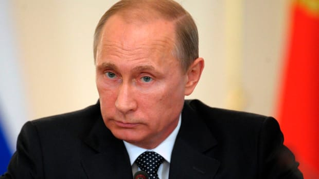 Why Russia's Putin Is the 'Single Greatest Threat to World Peace'