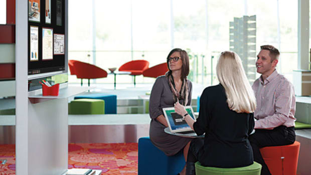 Will an Office Workspace Makeover Boost Employee Productivity?