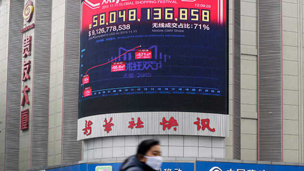 Alibaba (BABA) Stock Plummets After Disclosing SEC Probe