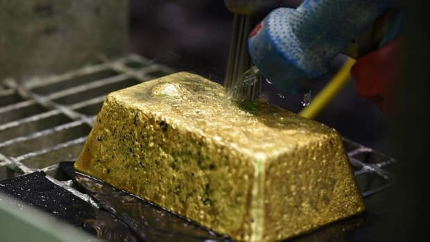 Gold To Trade 'Well Below' $1,100, But Not Under $1,000 - LBMA's Top Forecaster