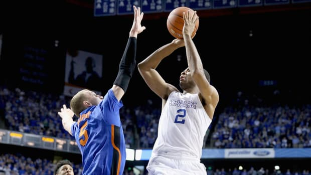 Business of Brackets: Fans Bet on Kentucky, Duke in March Madness