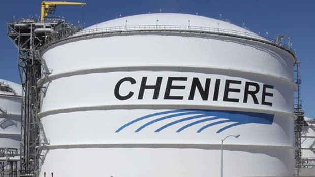 Why Cheniere Energy (LNG) Stock is Up Today