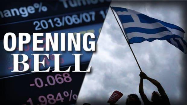 U.S. Stocks Open Sharply Higher as Greece Reaches Framework for a Deal