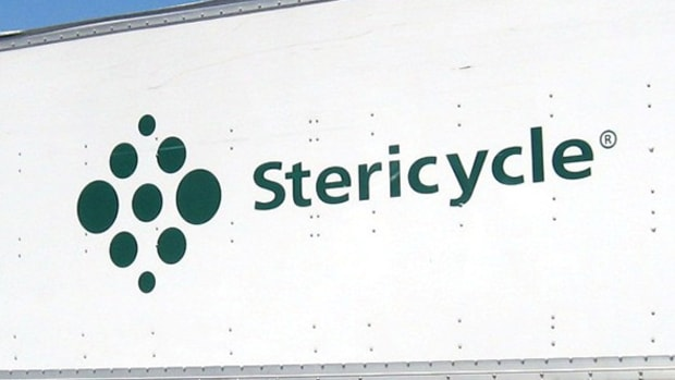 Stericycle Started With 'Overweight' Rating at Barclays